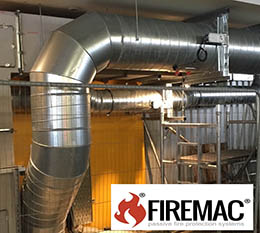 Fire Rated<br>Ductwork